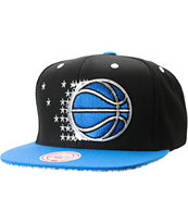 NBA Mitchell and Ness Orlando Magic Crackle Snapback Hat
