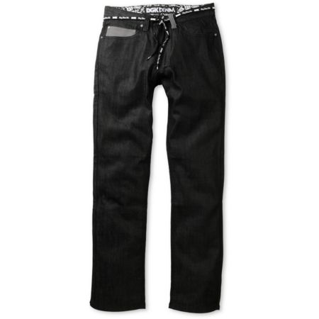 DGK All Day 2 Black Regular Fit Jeans