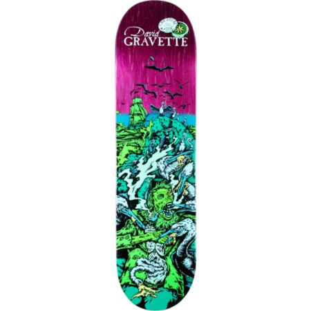 Creature Gravette Cove 8.2 Skateboard Deck