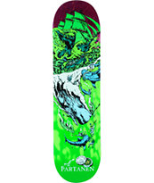 Creature Partanen Cove 8.3 Skateboard Deck