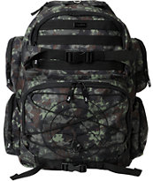 LRG Convoy Camo Laptop Backpack