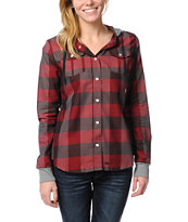 Glamour Kills Observer Red Plaid Shirt
