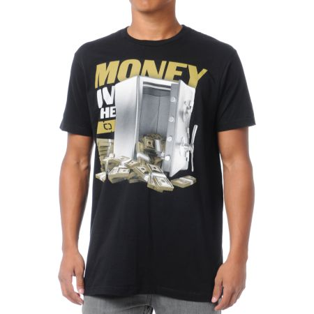 TMLS Money In The Bank Black Tee Shirt