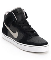 Nike Dunk High LR Black & Medium Grey Skate Shoe