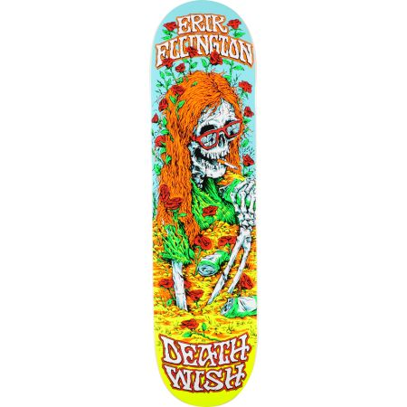 Deathwish Ellington Buried Alive 8.125 Skateboard Deck