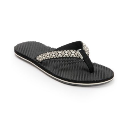 ONeill Tides Black Sandals