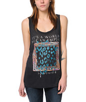 Insight Empire Black Tank Top
