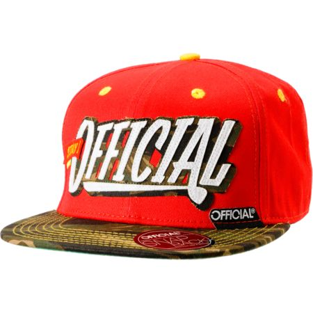 Official Stay Offical Camo 9ers Snapback Hat