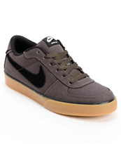 Nike Mavrk Low Midnight Fog & Black Skate Shoe