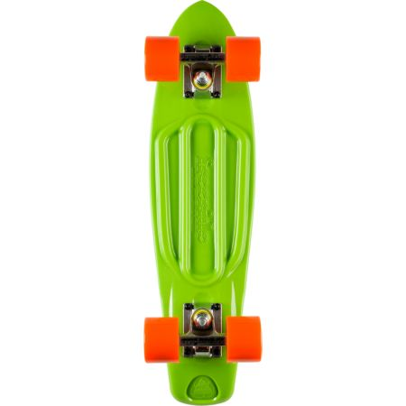 Freeride Green 22.5 Recycled Mini Complete Cruiser Skateboard