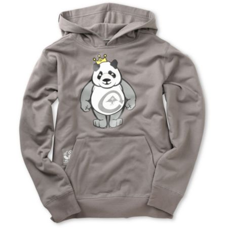 LRG Boys King Of Style Charcoal Pullover Hoodie