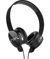 SOL REPUBLIC Tracks V8 Black Headphones