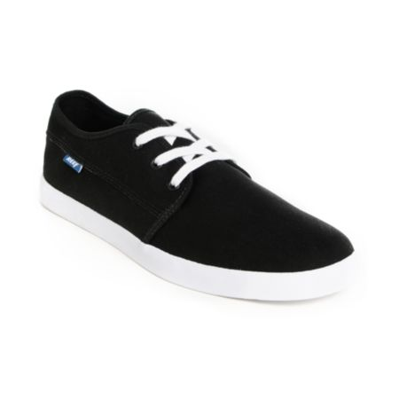 Reef Seacaptain CC Black Shoes