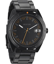 Nixon Rover SS All Black & Orange Watch