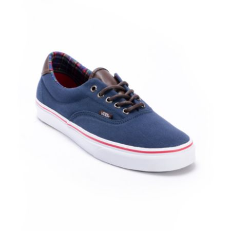 Vans Era 59 H&L Dress Blues Skate Shoe