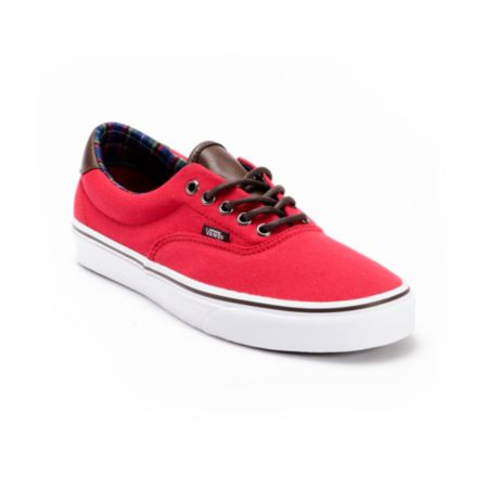 Vans Era 59 Chili Pepper Canvas Shoe