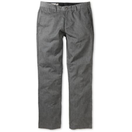Volcom Frickin Modern Fit Charcoal Chino Pants