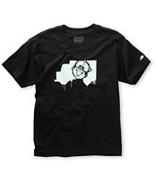 Trukfit Boys Truk Face Black Tee Shirt