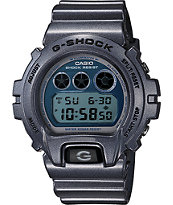 G-Shock DW6900MF-2 Metallic Finish Purple Watch