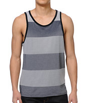 Nike SB Block Buster Dri-Fit Black Stripe Tank Top