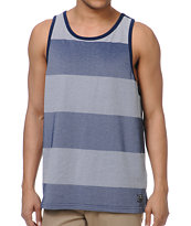Nike SB Block Buster Dri-Fit Navy Tank Top