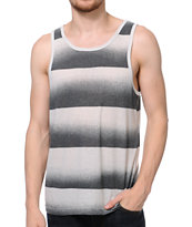 Nike SB Faded Dri-Fit Grey Stripe Tank Top