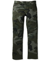 Empyre Skeletor Camo Slim Chino Pants