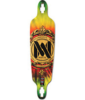 Mercer Incarnate 39.7 Bamboo Drop Through Longboard Deck