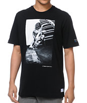 Adidas GB Gonz Paris Black Tee Shirt