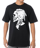 Bloodbath Chiefin Black Tee Shirt