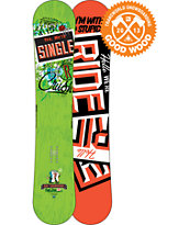 Ride Snowboards Crush 155cm Snowboard 2013