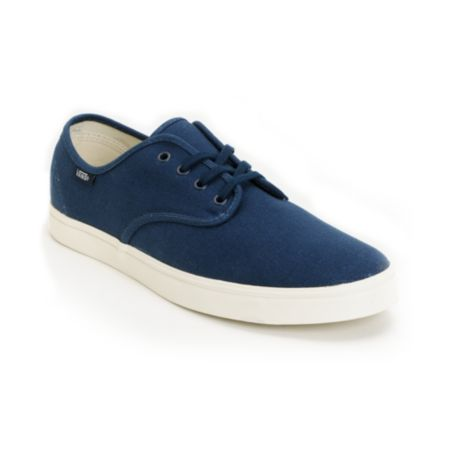 Vans Madero Blue & White Shoe