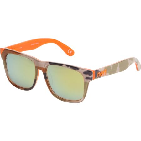 Neff Thunder Camo & Orange Polarized Sunglasses