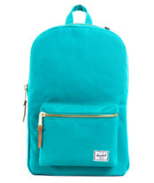 Herschel Supply Settlement Teal Backpack
