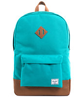 Herschel Supply Heritage Teal Backpack