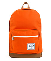 Herschel Supply Pop Quiz Camper Orange Backpack