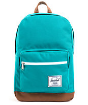 Herschel Supply Pop Quiz Teal Backpack