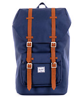 Herschel Supply Little America Navy & Red Backpack