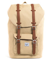 Herschel Supply Little America Khaki Backpack