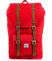 Herschel Supply Little America Red Backpack