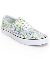 Vans Era Overspray True White Shoe
