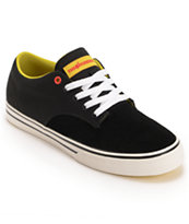 The Hundreds Johnson Black Suede Shoe