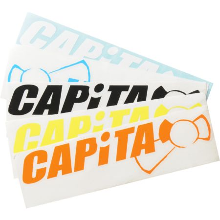 Capita Wordmark Logo Die Cut Sticker