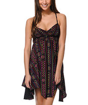 Billabong Preston Tribal Print Dress