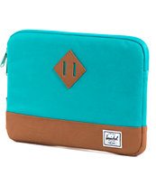 Herschel Supply Heritage Aqua Laptop Sleeve