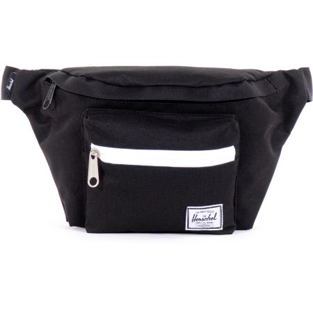 Herschel Supply Seventeen Black Hip Pack
