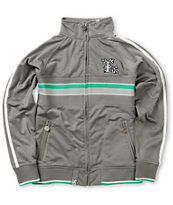 LRG Boys 47th Amendment Grey Track Jacket