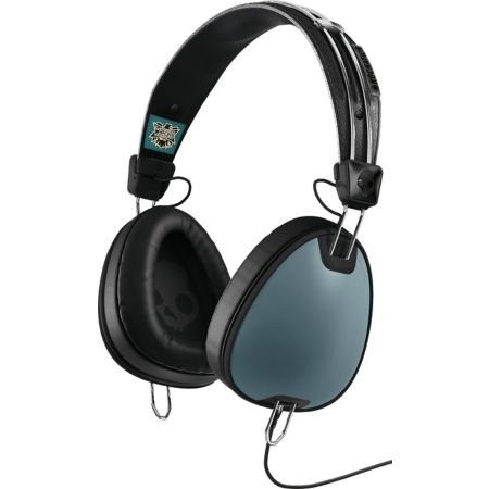 Skullcandy x Roc Nation x Wrecked Metals Aviator Headphones