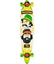 Flip Cheech & Chong 43.5 Pin Tail Longboard Complete