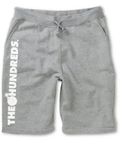 The Hundreds Juniper Grey Sweat Shorts